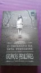 O orfanato da senhorita peregrine para crianças peculiares