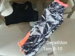 Conjunto Decathlon Tam 8 - 10