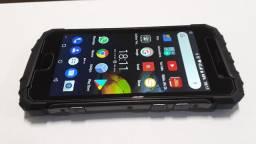 Celular Ulefone Armor 2 Global 6GB ram - Ip 68 resistente a água (cor preto)