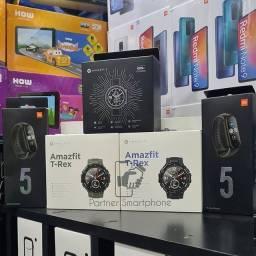 Pronta Entrega Relógio Smartwatch Xiaomi Amazfit Gtr 47mm A1902 Com Gps