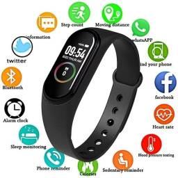 Smartwatch Relógio Inteligente Smartband M4 - Atacado R$ 32,00 cada
