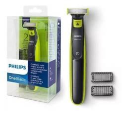 Barbeador Elétrico Philips One Blade Á Prova Água com 2 meses de uso