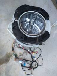 Cesto inox com rotor LG WD-1403FD