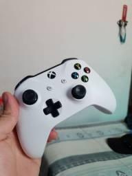 Controle Xbox one s + receiver - procuro 3ds