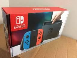 Nintendo Switch Versão Desbloqueavel