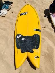 Prancha de Surf Fish ?6? biquilha!
