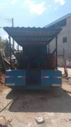 Carroceria - Comboio de Lubrificação para Obras