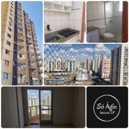 Apartamento de 01 quarto 42m no Residencial Ícaro - Águas Claras - Próximo Metrô