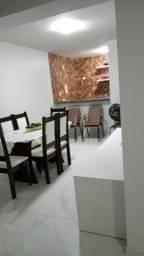 Excelente apartamento totalmente mobiliado, 2 quartos, aluguel na diária 130 reias