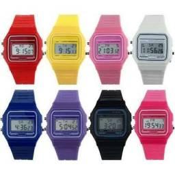 Vendo relógios Casio diversas cores