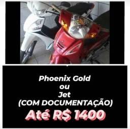 compro Phoenix Gold ou jet