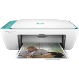 Multifuncional HP DeskJet Ink Advantage 2676 / menos de um ano de uso