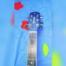 Violão Giannini personalizado elétrico