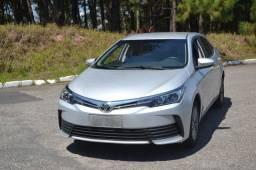 Corolla GLI Upper 1.8 Flex 2019/2019 com 12.000 km rodados