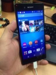 Sony Xperia Z3 QuadCore Câmera 20.7MP Filma 4K Tela 5.2 c/ Nota Fiscal