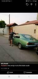 Opala comodoro  1980 carro BOM  de lata