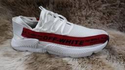 Tênis Adidas Off-White ( 40/41 ) - Produto Novo!