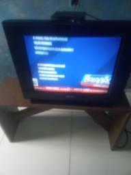 TV Toshiba com conversor digital