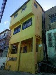Casa com 1quarto nordeste de Amaralina