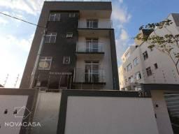 Apartamento com 3 dormitórios à venda, 61 m² por R$ 350.000,00 - Candelária - Belo Horizon
