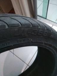 Vendo 1 (um) pneu com a lateral desgastada