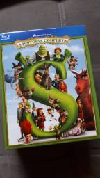 Box Blu-ray Shrek completo