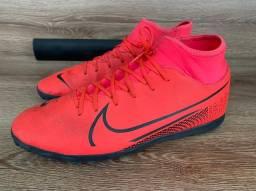Chuteira Nike Mercurial Botinha Adulto.