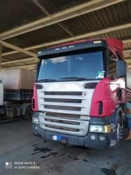 Scania G420 2009 6x4 Segundo Dono R$ 240.000