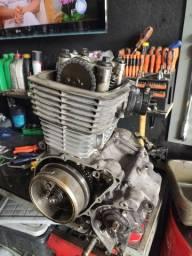 Vaga para mecânico de motos com experiência
