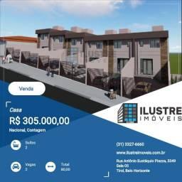 Casas à venda em Nacional, Contagem