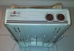 Secadora de roupas enxuta de parede
