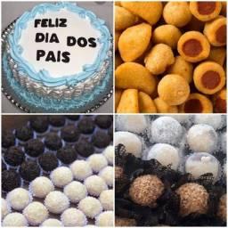 Kit de doces e salgados para Dia dos Pais