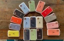 Cases/Capas para iPhone e Pulseiras de Watch queima de estoque