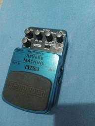 Pedal Reverb Machine