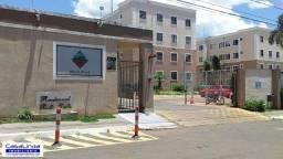 V403- Apartamento Térreo com 02 Quartos - Parque Esplanada II -