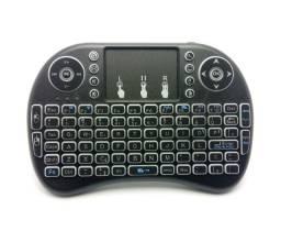 Mini Teclado Wireless Touch Pad Celular/ Pc/ Android Tv Box/ Smart Tv e Cosoles