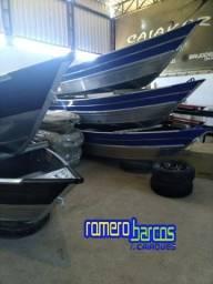 Barcos novos em estoque - Otimas Ofertas