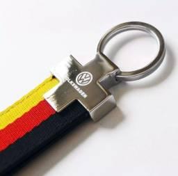 Acessório Chaveiro Gti Gol Golf Vw Volkswagen Alemanha