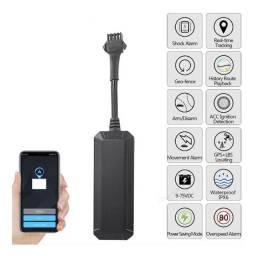 Mini rastreador gps,gsm,veículo com alarme,bloqueio e rastreamento tempo real