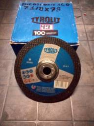 Vendo caixa de disco tyrolit
