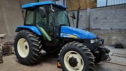 Trator Agrícola NH TL 75