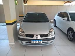 Clio sedan 1.6 16v previlege ano 2003 em ótimo estado!!!