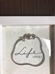 Pulseira Life VIVARA.