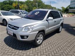 Kia Sportage 2.0 lx 4x4 16v gasolina 4p automático
