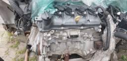 Motor parcial Toyota ETIOS 1.5 2012