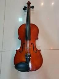 Violino  Pouco tempo de uso em perfeito estado