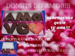 Donuts RECHEADO