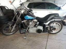 Harley Davidson FXST 1600 2007
