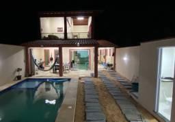 Duplex praia Mundaú, 6 qtos, troco, financio. 580 Mil.