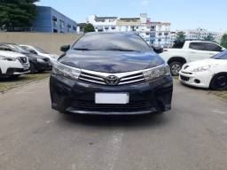 Toyota corolla 2016 automatico com gnv 53.900 financiado+pequena entrada
